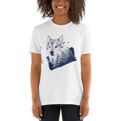 Forest Wolf Women's T-Shirt