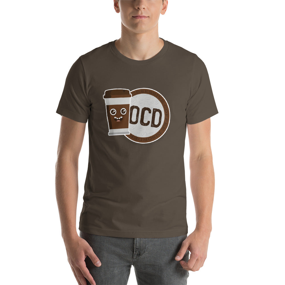 OCD Coffee Men's T-Shirt