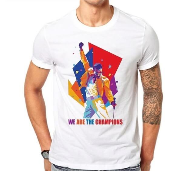 ee89b94d0812 ... Load image into Gallery viewer, Funny Freddie Mercury T Shirt ...