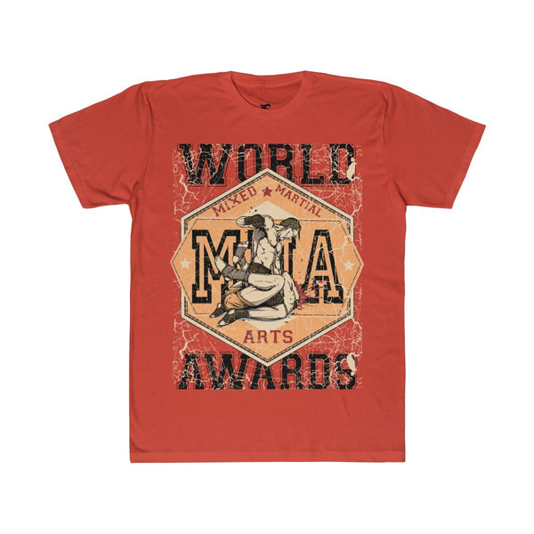 World MMA Awards Unisex Fitted Tee - Sportifiers.com