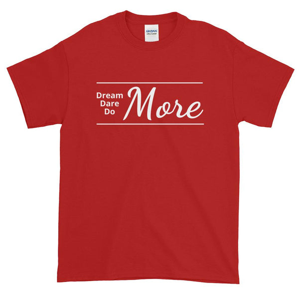 Dream Dare Do Short-Sleeve T-Shirt - Sportifiers.com
