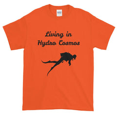 Living in Hydro Cosmos Short-Sleeve T-Shirt - Sportifiers.com