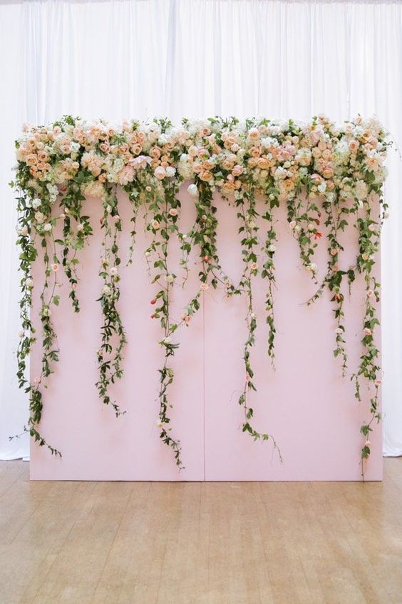 pink wedding trends