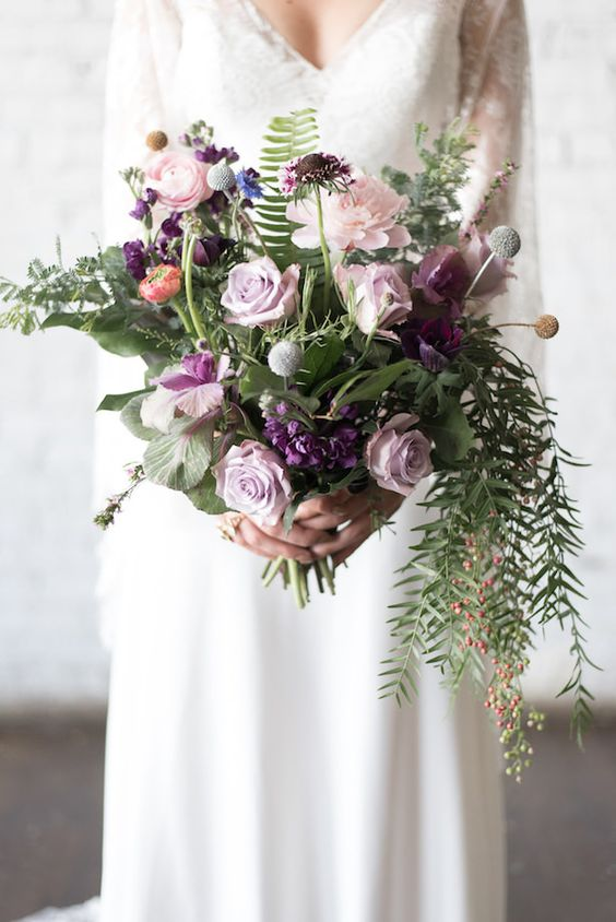 Wedding Bouquet Ideas