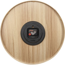 Load image into Gallery viewer, NeXtime - Wall clock- Ø 40 cm – Wood – Various colors – 'Tropical birds'