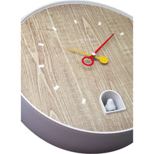 Load image into Gallery viewer, NeXtime - Wall clock - Ø 30 cm - ABS - White - 'Nightingale White'
