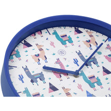 Load image into Gallery viewer, nXt- Wall clock - Ø 30 cm - Plastic - White - 'Alpaca'