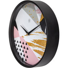 Load image into Gallery viewer, nXt- Wall clock - Ø 30 cm - Plastic - Multi - 'Grace'