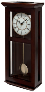 Ashton Pendulum Clock Side View