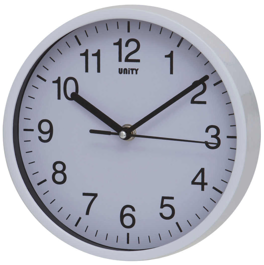 Radcliffe White Wall Clock