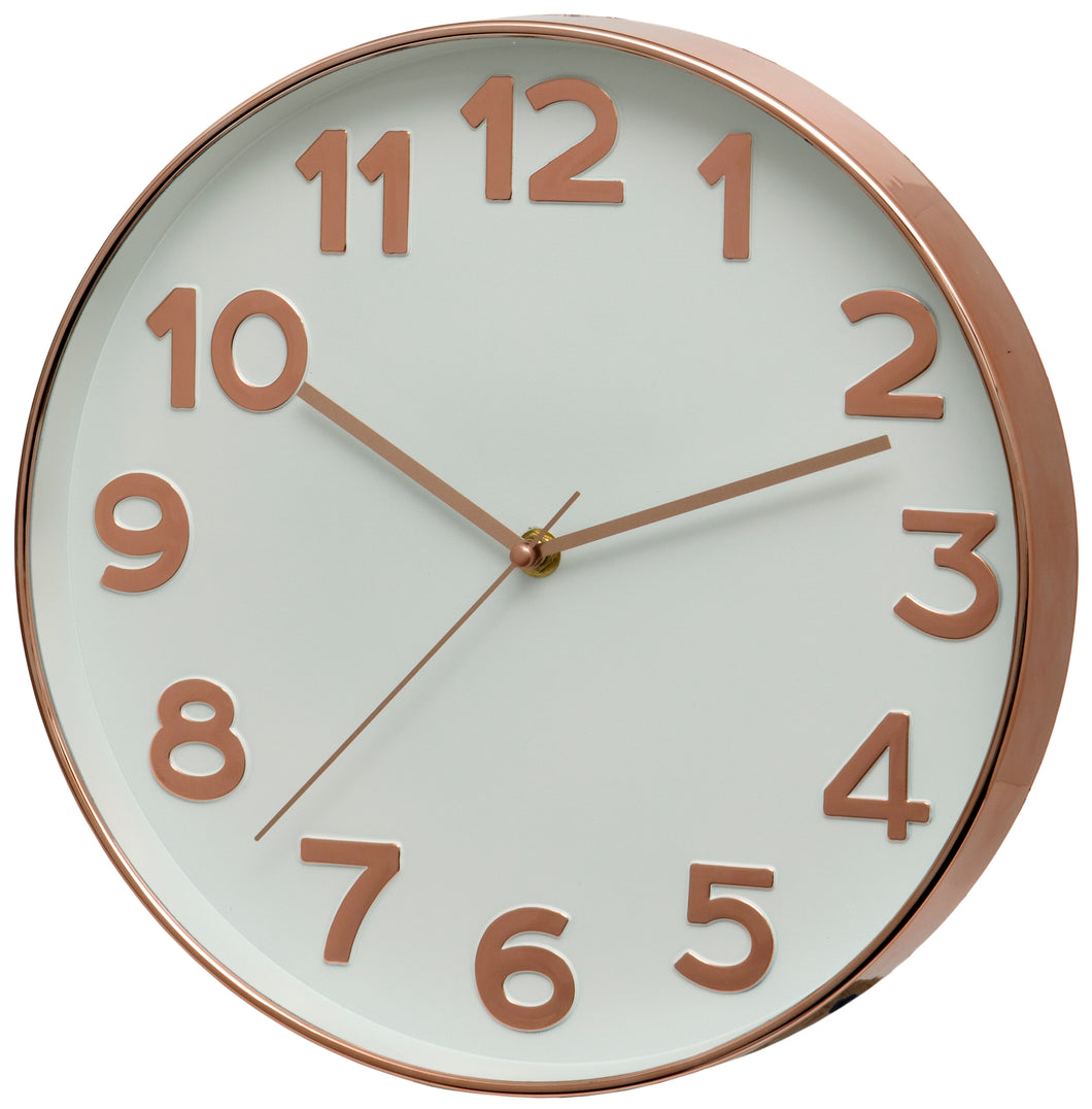 Moffat Gold Wall Clock