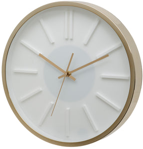 Missouri Wall Clock with Gold Case