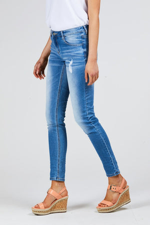 Honey Denim The Donovan Jean
