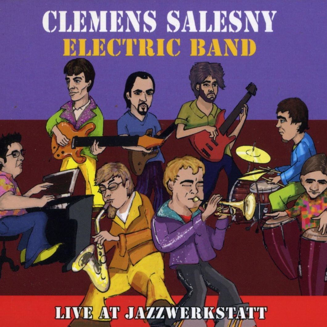 Clemens Salesny Electric Band –