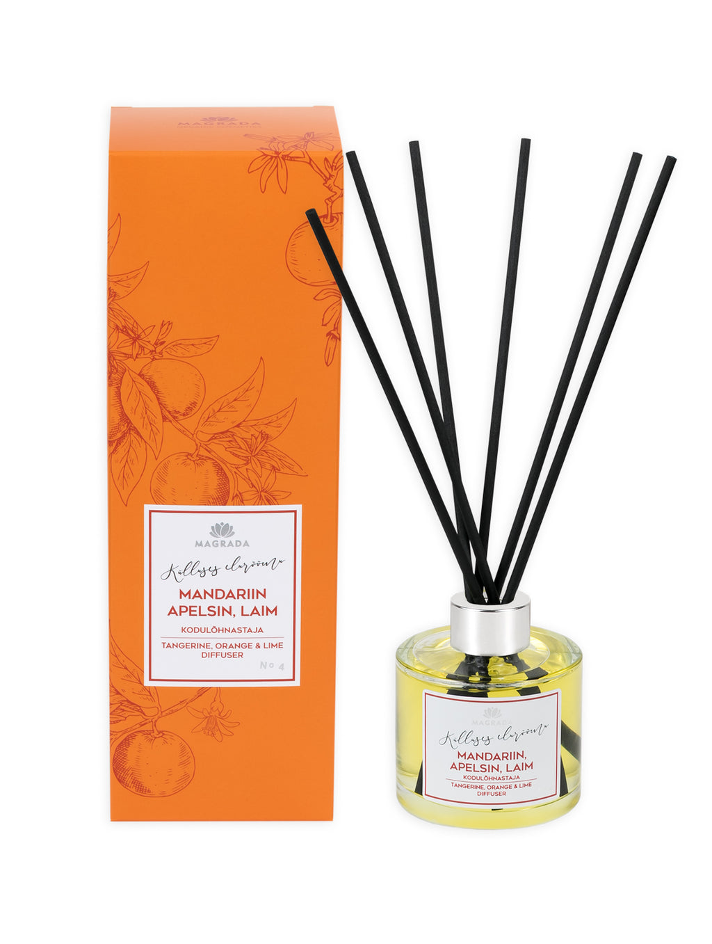 "Home Fragrance ""Abundant Joy"""