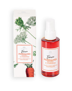Toning Carrot Body Oil