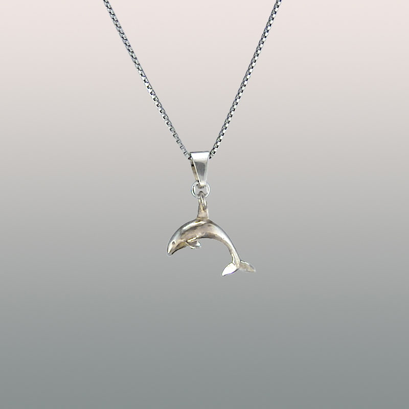 Porpoise Necklace
