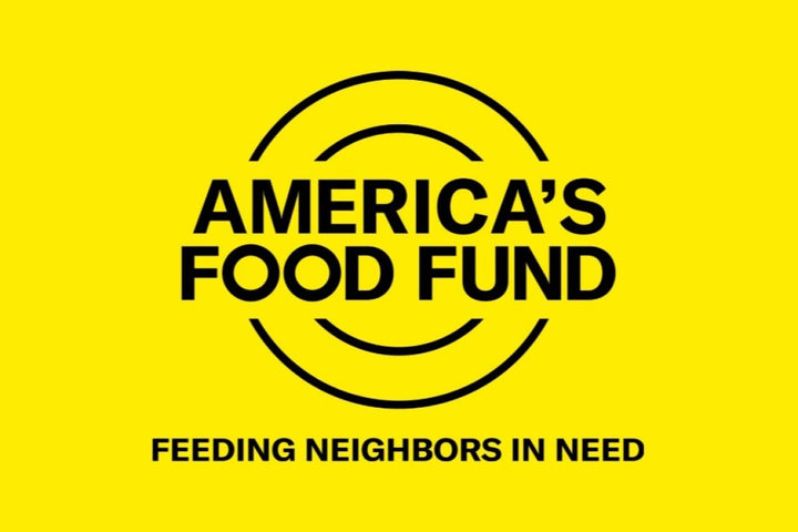 Giving to #AmericasFoodFund & Our Style Icon Ringer Tees