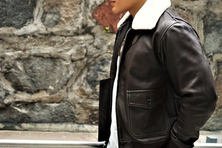 The G-1 Flight Jacket: The Best Wingman You'll Ever Have