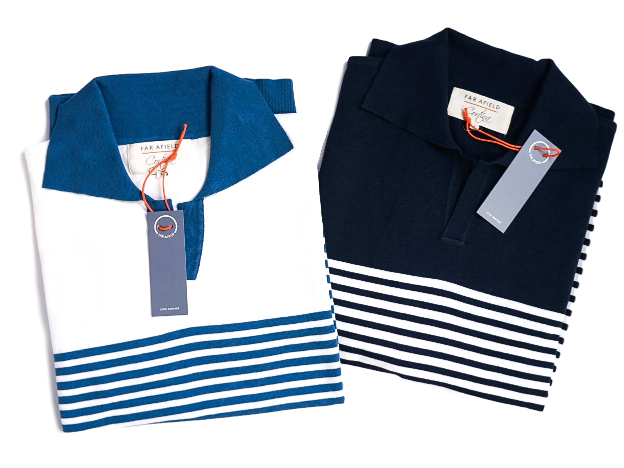 breton stripe jimmy polo