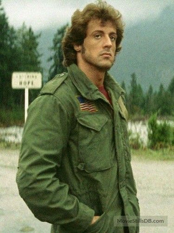 rambo field jacket m65 deniro