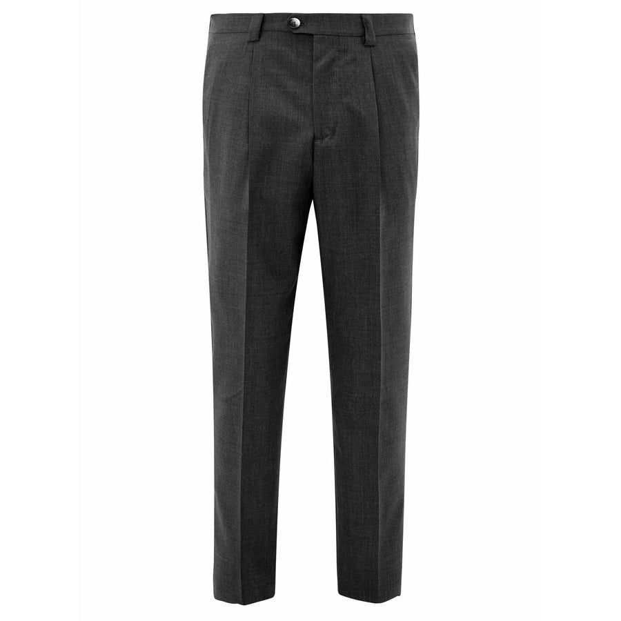Perfect Pants - Japanese Wool-Blend MTM Trousers - Craftsman Clothing Ltd.