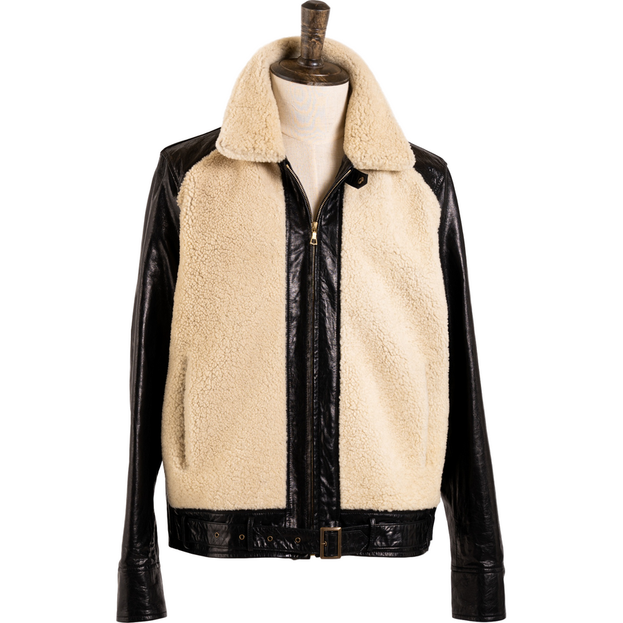 Grizzly Shearling Jacket MTO - Craftsman Clothing Ltd.