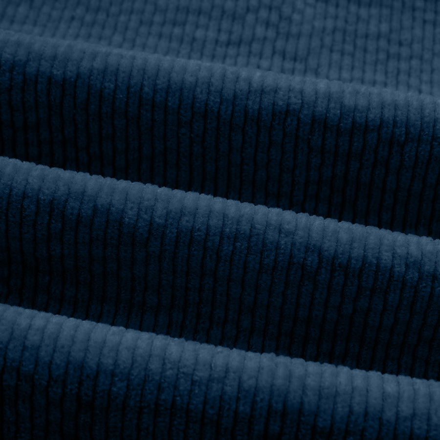 Sample Sale - Cornflower Blue Corduroy Gurkha Pants - Craftsman Clothing Ltd.
