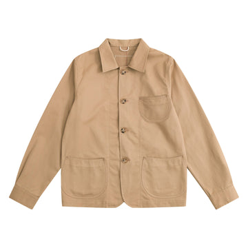 Cunningham 3 Pockets Chore Jacket - Craftsman Clothing Ltd.