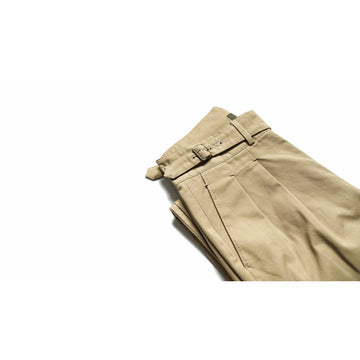 Four Season Cotton Gurkha Pants - Craftsman Clothing Ltd.