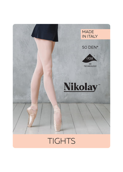 Nikolay - Convertible Tights - Child/Adult(0050/0N) - Light Pink #