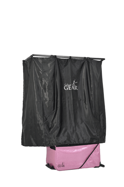 Glam'r Gear - uHide Privacy Curtain - Black *