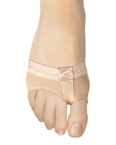 Capezio - FootUndeez - Adult (H07) - Nude