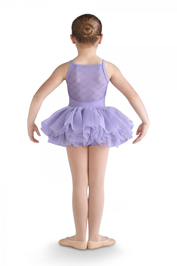 Bloch Cami Tutu Leotard - Child (CL9565) - Lilac