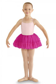 Bloch - Heart Mesh Ruffle Hem Tutu - Child (CR8111) - HPK