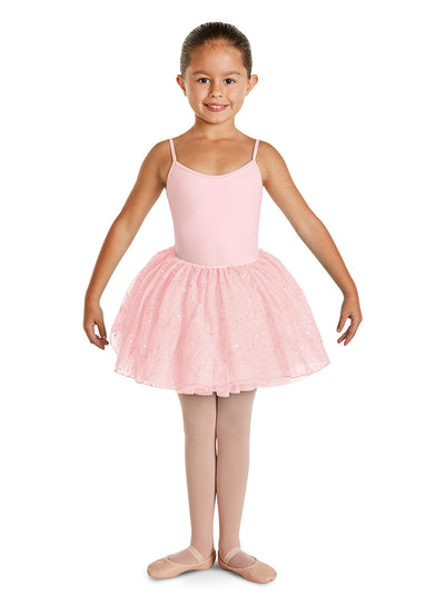 Bloch - Dahlia Tutu Skirt - Child (CR9741-DAL) - Candy Pink
