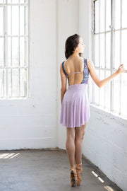 Chic Dancewear - The Cassandra Skirt - Child/Adult (CHIC203-LIL) - Lilac *