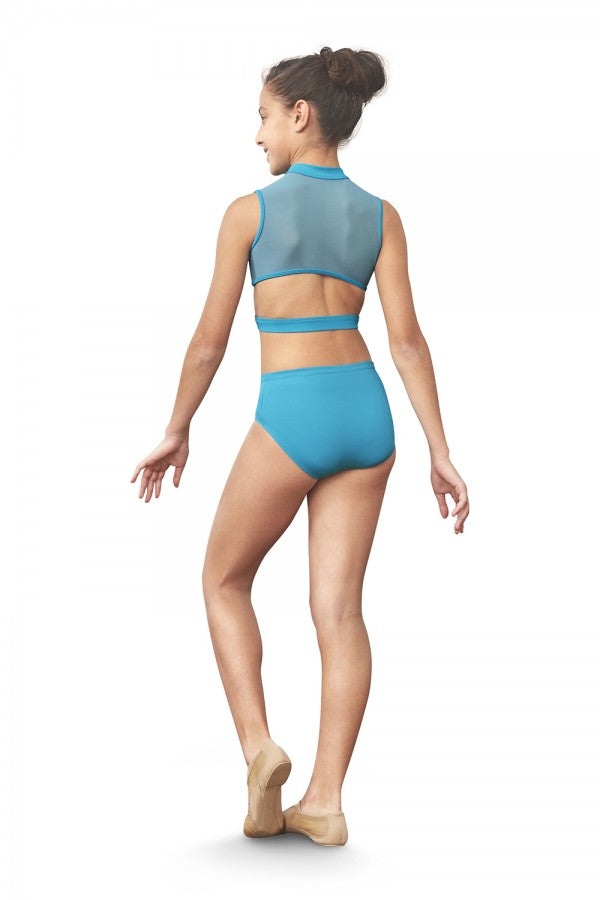 Bloch - Regular Dance Brief - Child (FR5183C) - Turquoise #