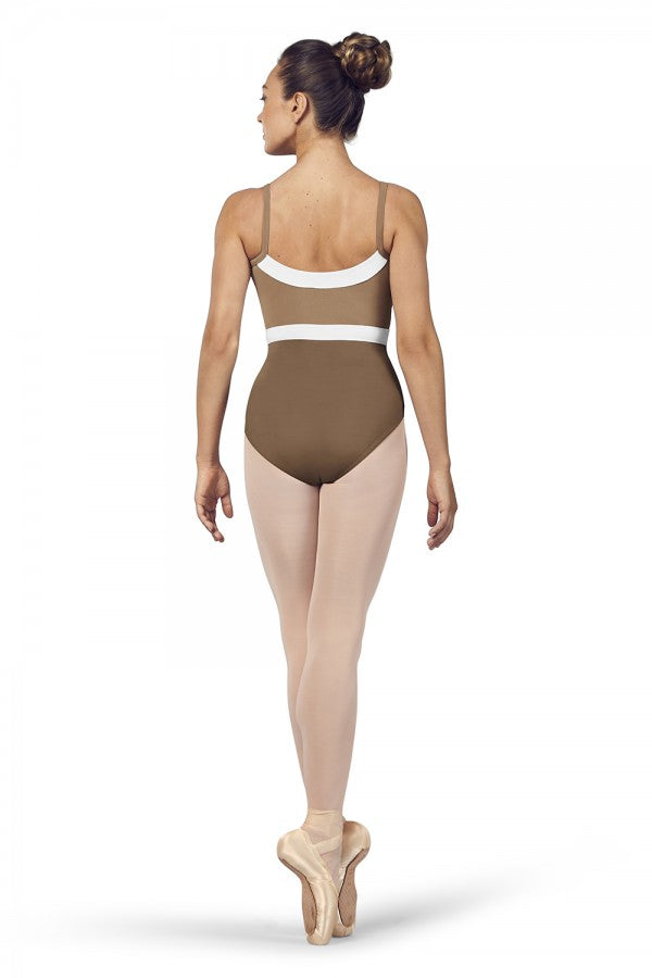 Bloch - Ladies Amora Camisole Leotard - Tween/Adult (TWL4937/L4937) - Praline *