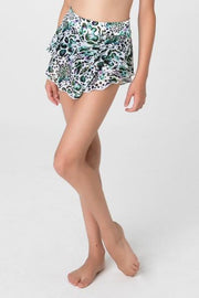 Sylvia P - Animalia Mesh Ballerina Skirt - Child/Adult - Animal Print *