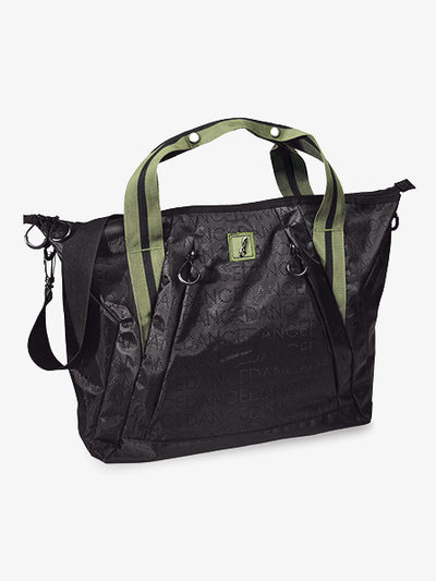 Danz N Motion - Large Lasercut Dance Tote - B464 - BLK *