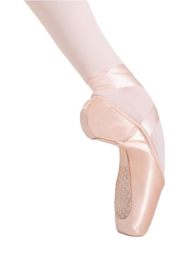 Capezio- Cambré Tapered Toe #3 Shank Pointe Shoe - Adult (1127W) - Petal Pink