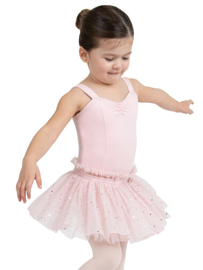 Capezio - Sweatheart Tank Dress - Child (11529C) - Pink *