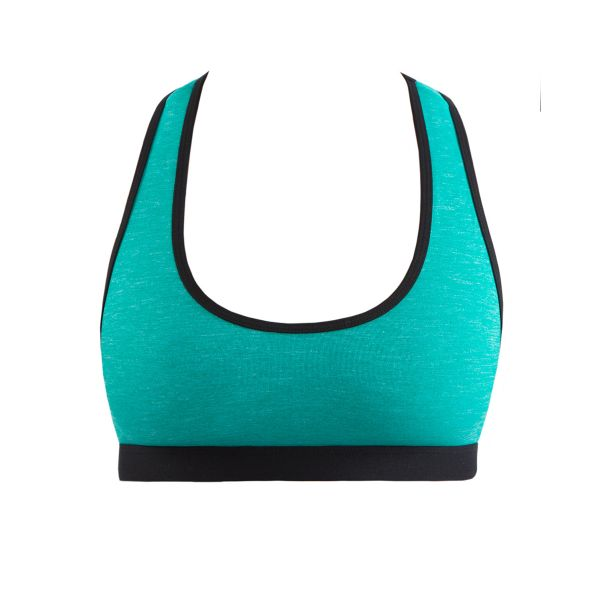 Energetiks - Ava Crop Top - Child/Adult (CC118-VBG/AC118-VBG) - Vibrant Green *
