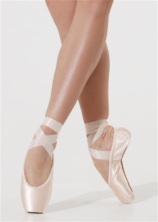 Nikolay - Victory (0542N) - S Shank - Pointe Shoes - (GSO) /