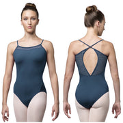Bloch - X-Back Camisole Leotard - Child (TWL9897) -Morocco *