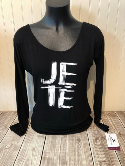 "Motionwear ""Jete"" Long Sleeve Shirt - Adult (4386) - 017"
