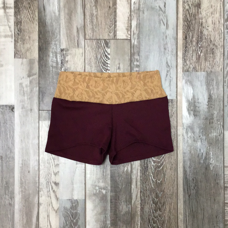 Basilica - Carole Bottoms - Adult(BAW0708) - Burgundy - FINAL SALE *