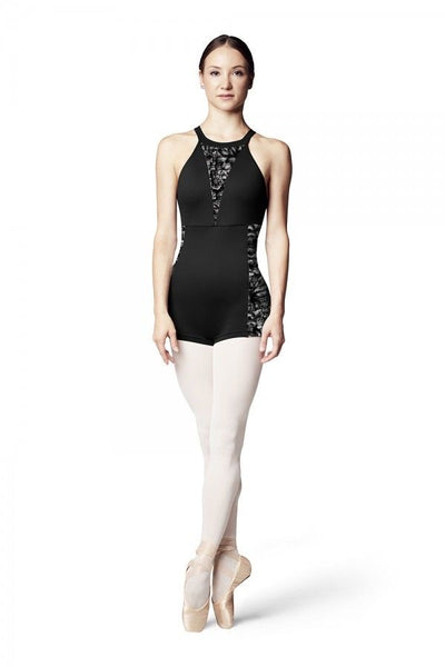 Bloch - X-Back Unitard - Adult (U9815) - Black *