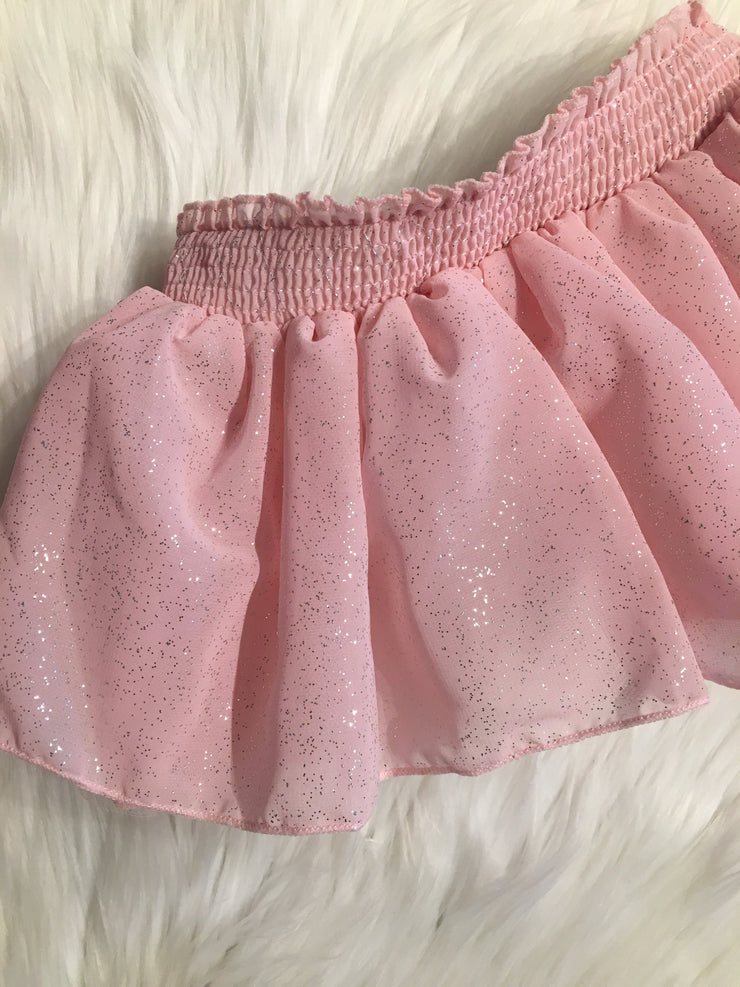 Capezio - Fairy Dust Tutu - Child (11500C) - Pink